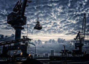 die deutsche Industrie bleibt weiter in der Rezession