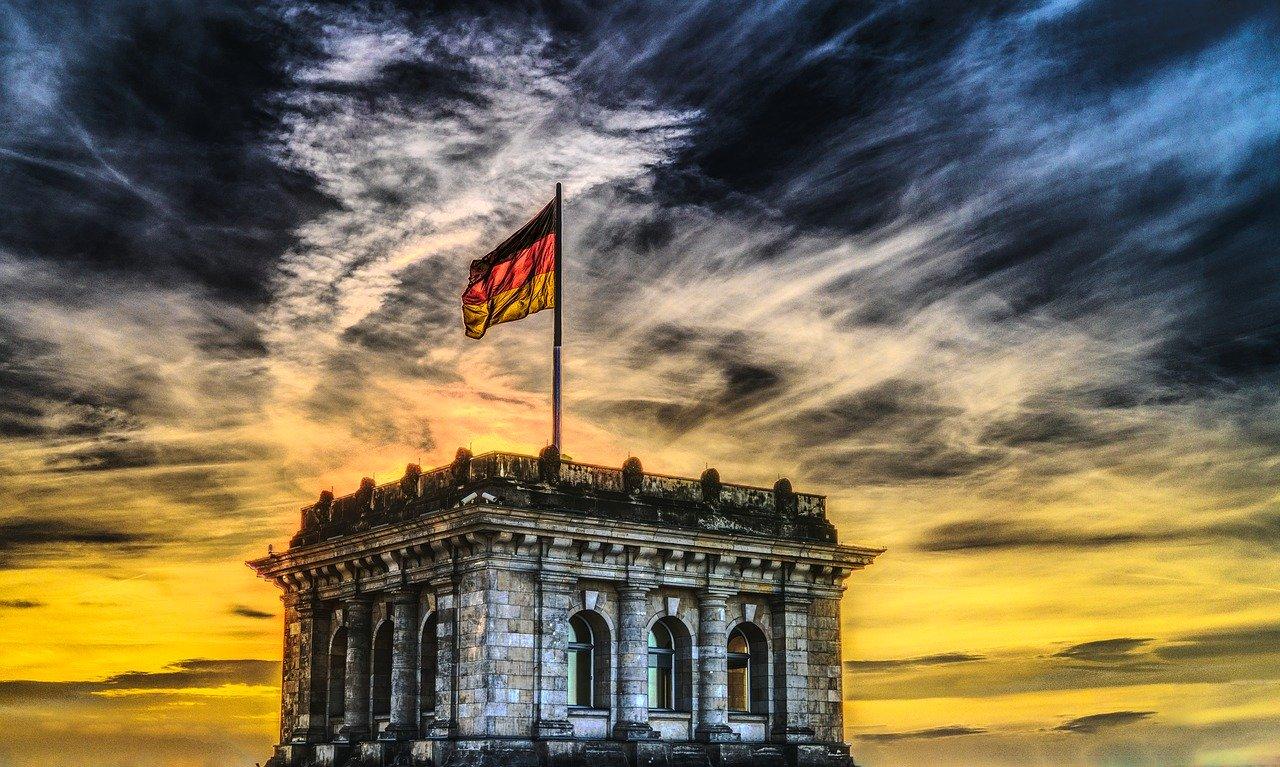 Bundestag in Berlin - Börsensteuer wird wohl kommen