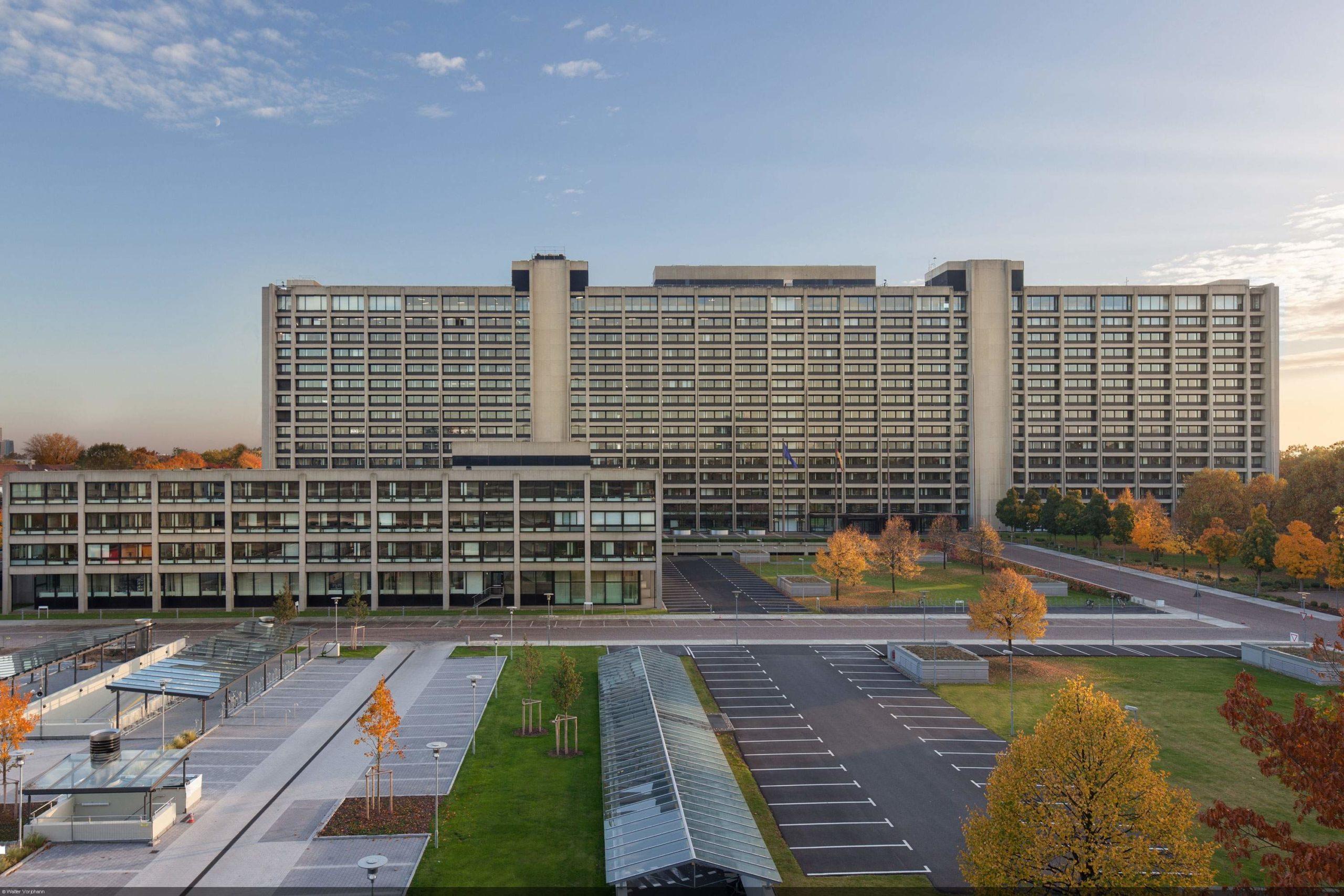 Bundesbank Zentrale