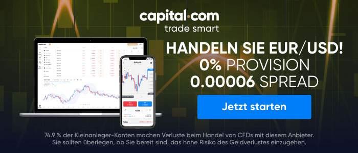 capital.com EUR/USD