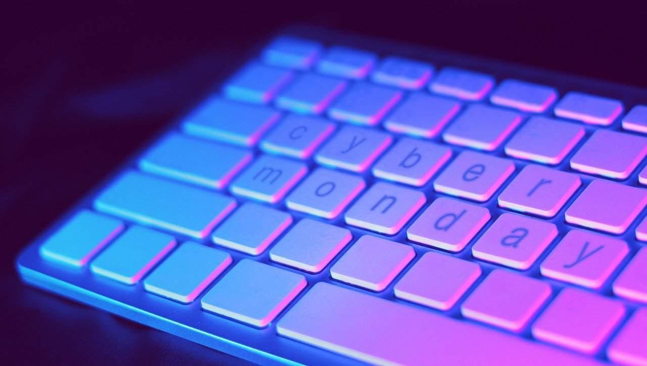Symbolbild für Cyber Monday