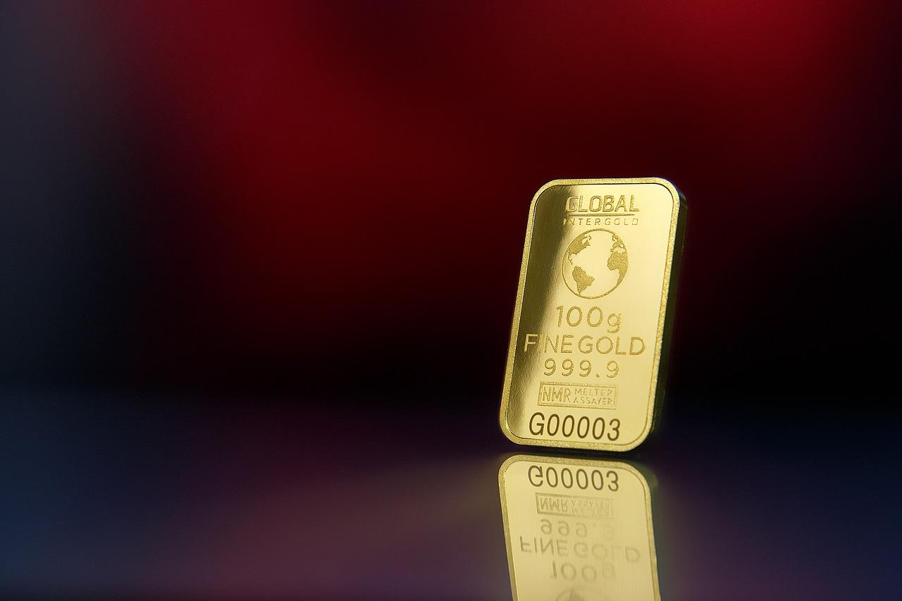 Gold anonym kaufen - Beispielfoto Gold