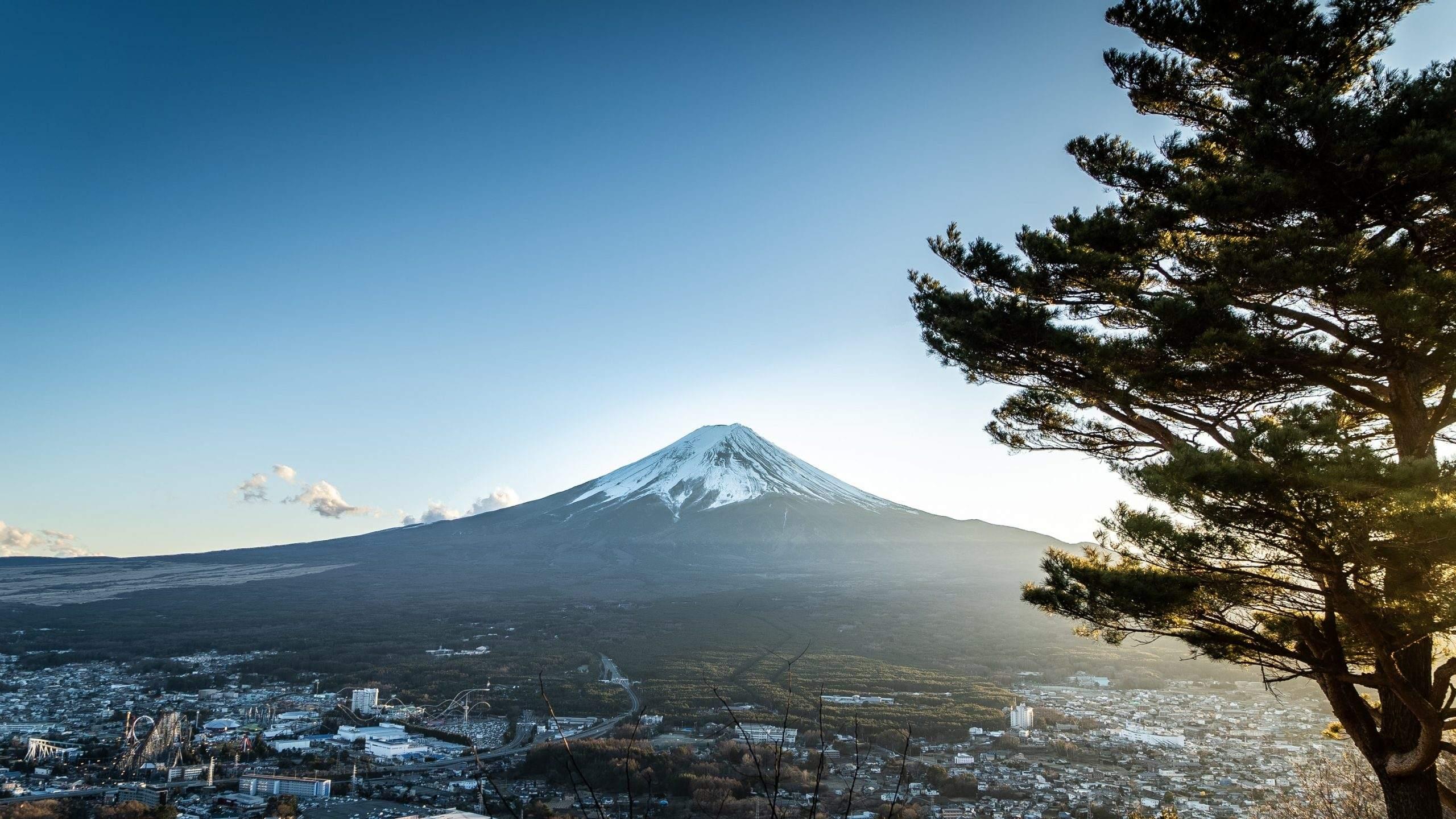 Der Fuji in Japan - neuer Mega-Stimulus
