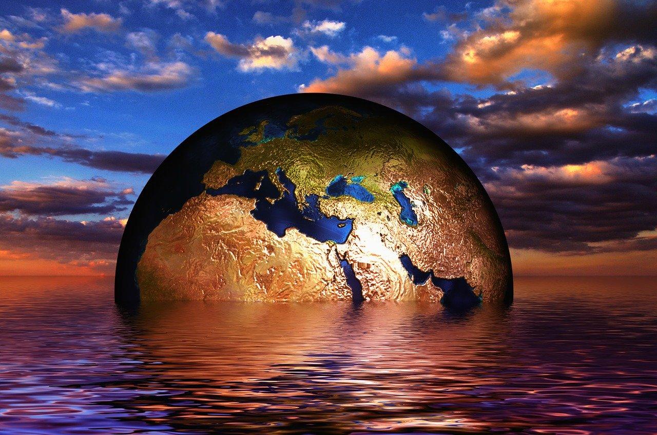 Die Erde erwärmt sich - das Klimapaket soll etwas dagegen tun
