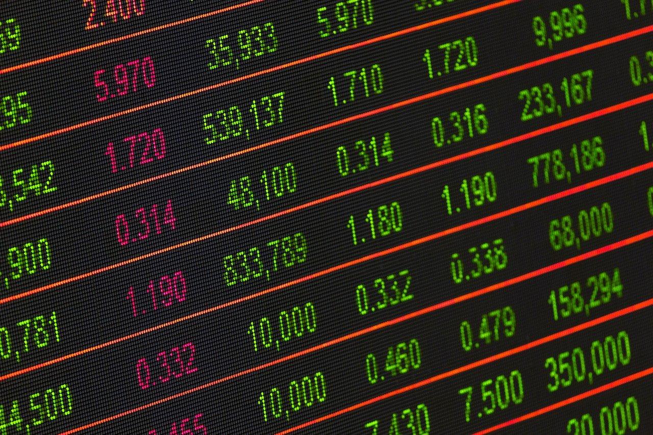 Beispielbild für Börsenkurse