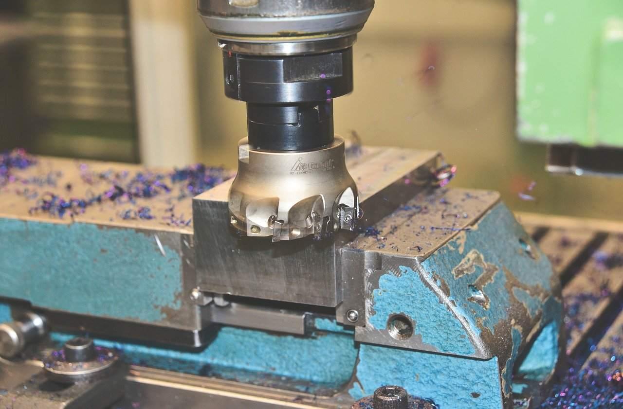 Maschinenbau Beispielfoto