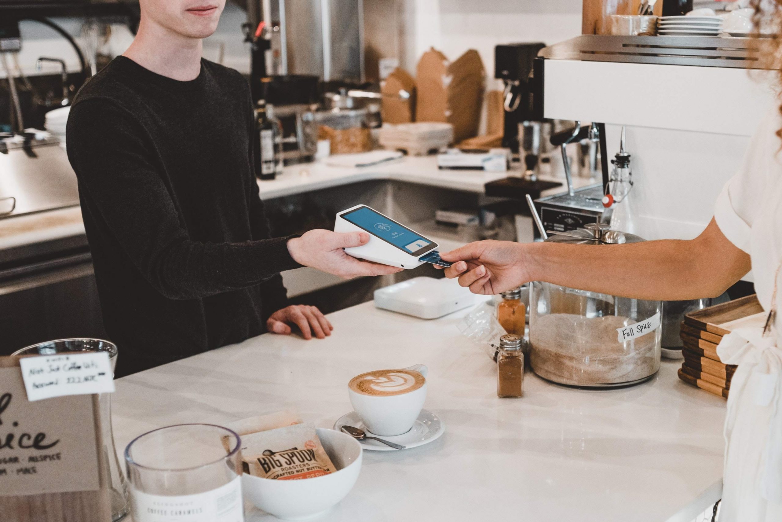 Online Payment Beispielfoto