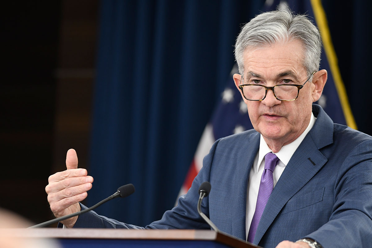 Fed Chef Jerome Powell