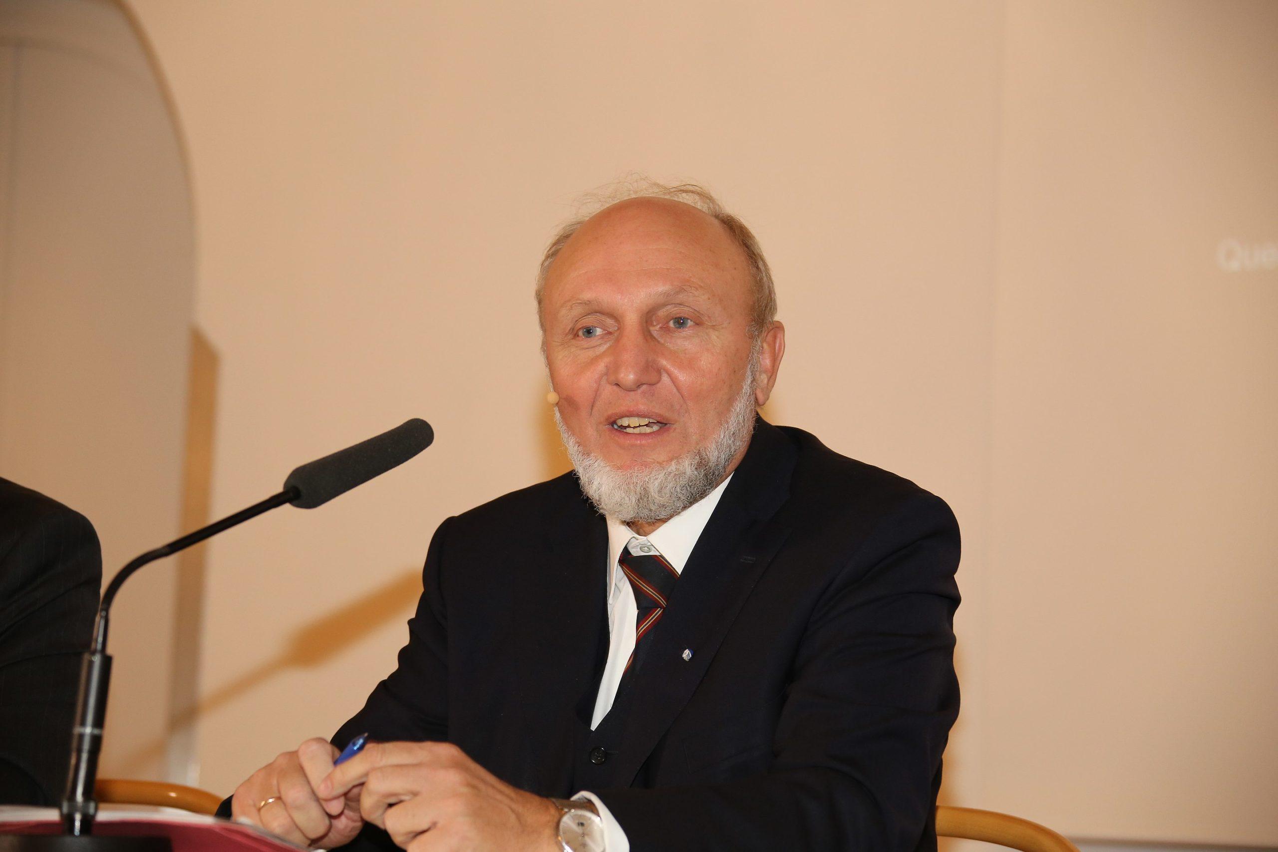 Hans-Werner Sinn im Jahr 2013