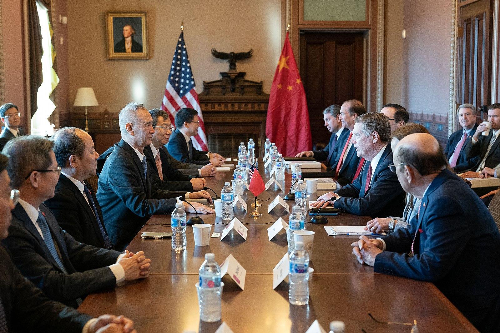 USA und China am Verhandlungstisch - Handelsdeal in Aussicht?