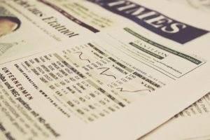 Der Aktienmarkt startet mit Gewinnen ins neue Jahr