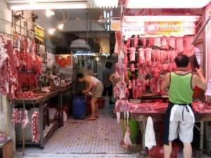 Wet markets in China sind Brutstätten für Viren