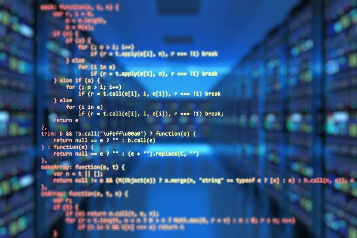 Das Finanzsystem hängt an wenigen zentralen Dienstleistern - Beispielfoto IT