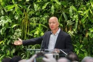 Jeff Bezos - Opfer eines Trojaners des saudischen Kronprinzen