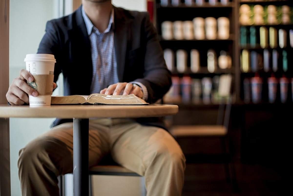 Starbucks Beispielfoto