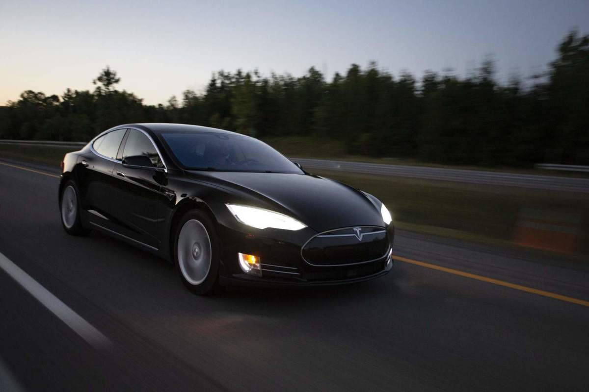 Beispielbild Tesla Auto