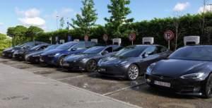 Tesla ist derzeit so hoch bewertet wie Volkswagen