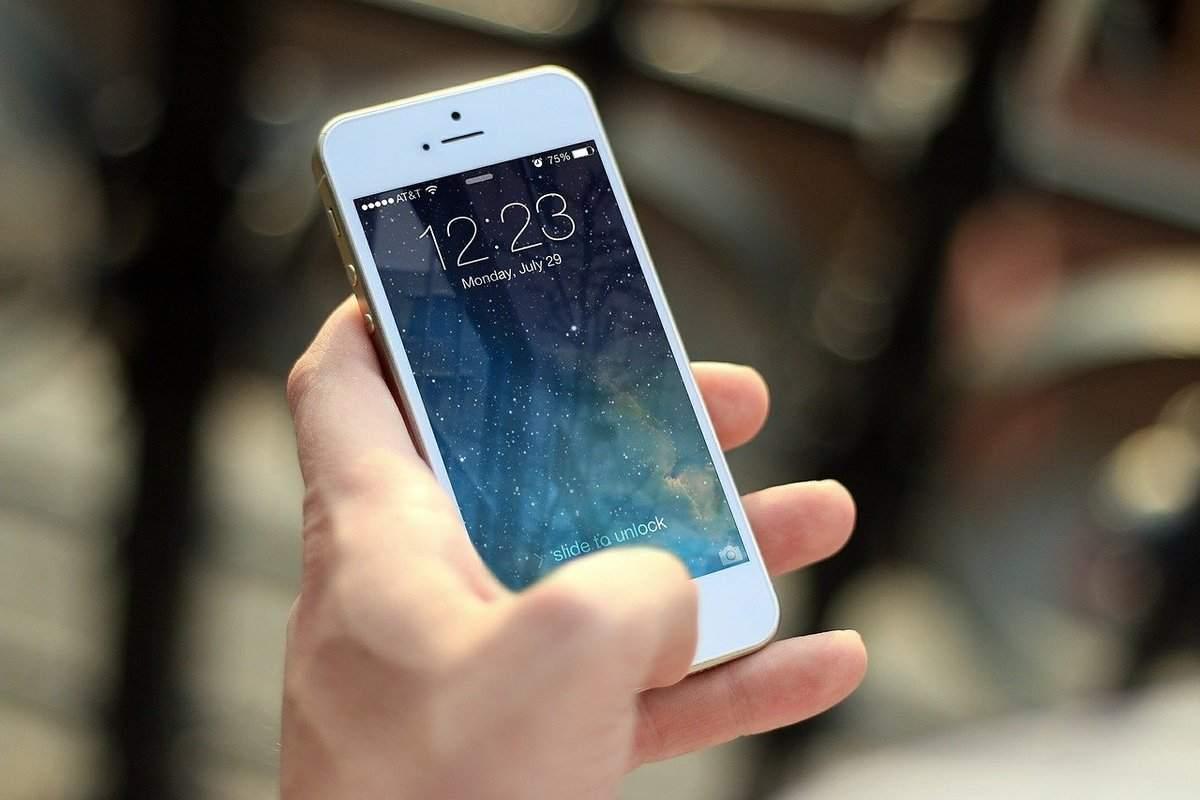 Apple iPhone Beispielfoto