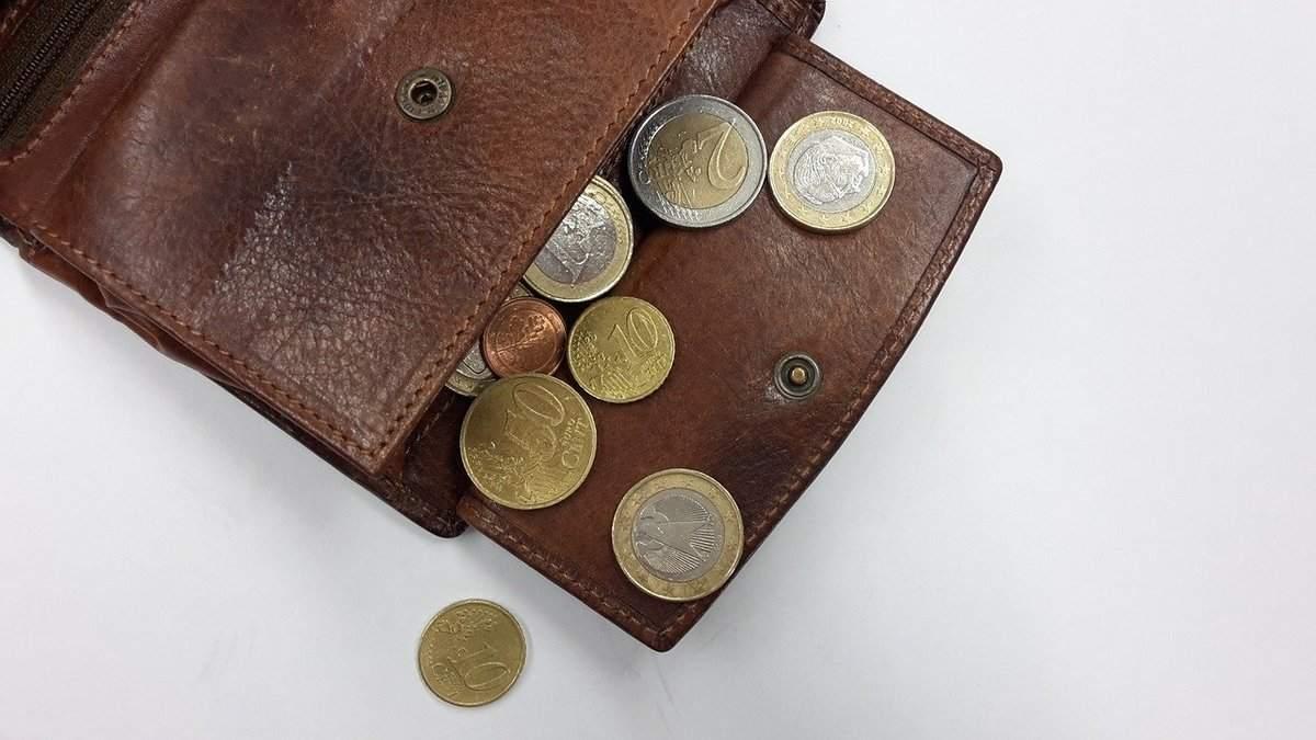 Bargeld Beispielbild