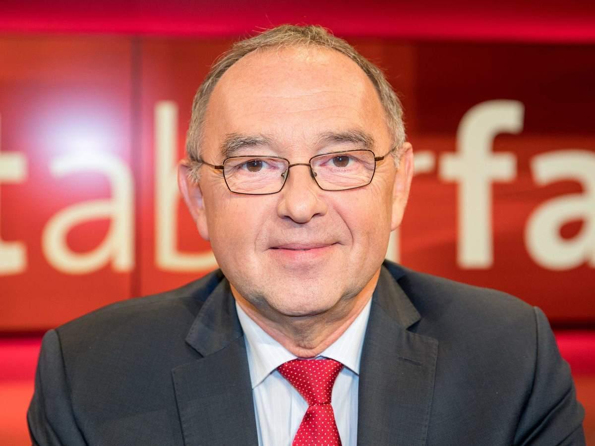Der neue SPD-Chef Norbert Walter-Borjans