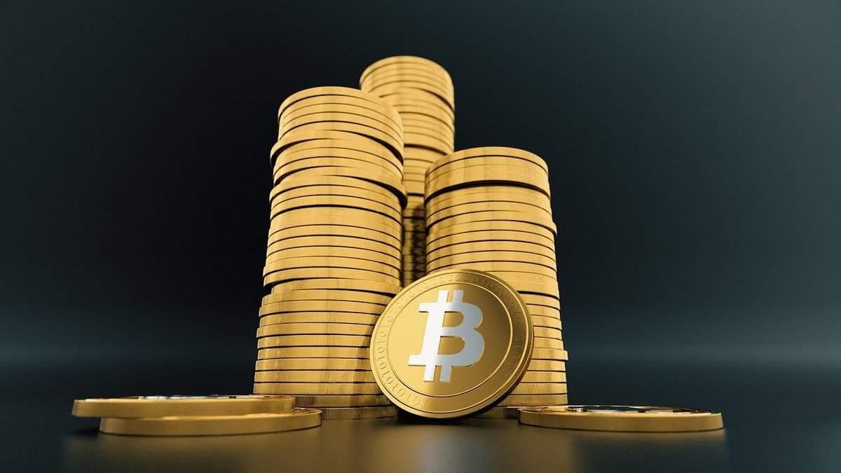 Bitcoin Symbolfoto