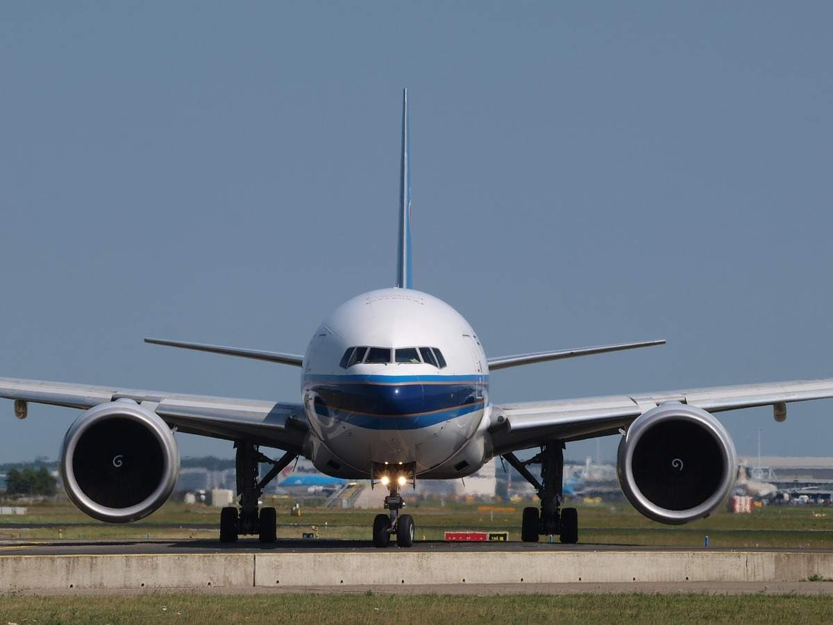 Beispielbild einer Boeing-Maschine