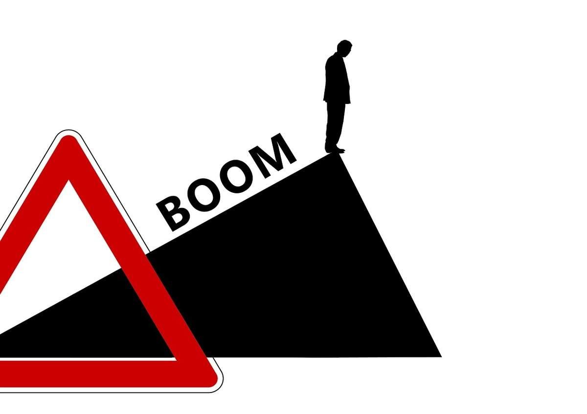 Aktienmärkte in zwei Wochen vor Rückfall?