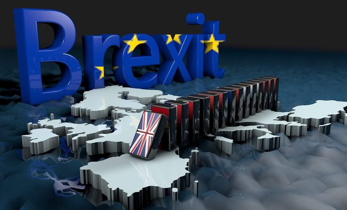 Brexit Symbolgrafik
