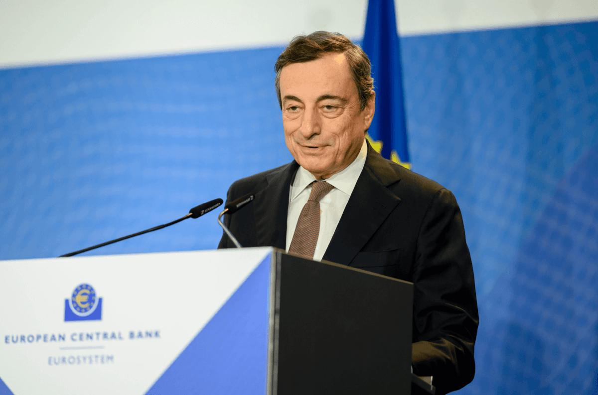 Mario Draghi erhält am 31. Januar das Bundesverdienstkreuz