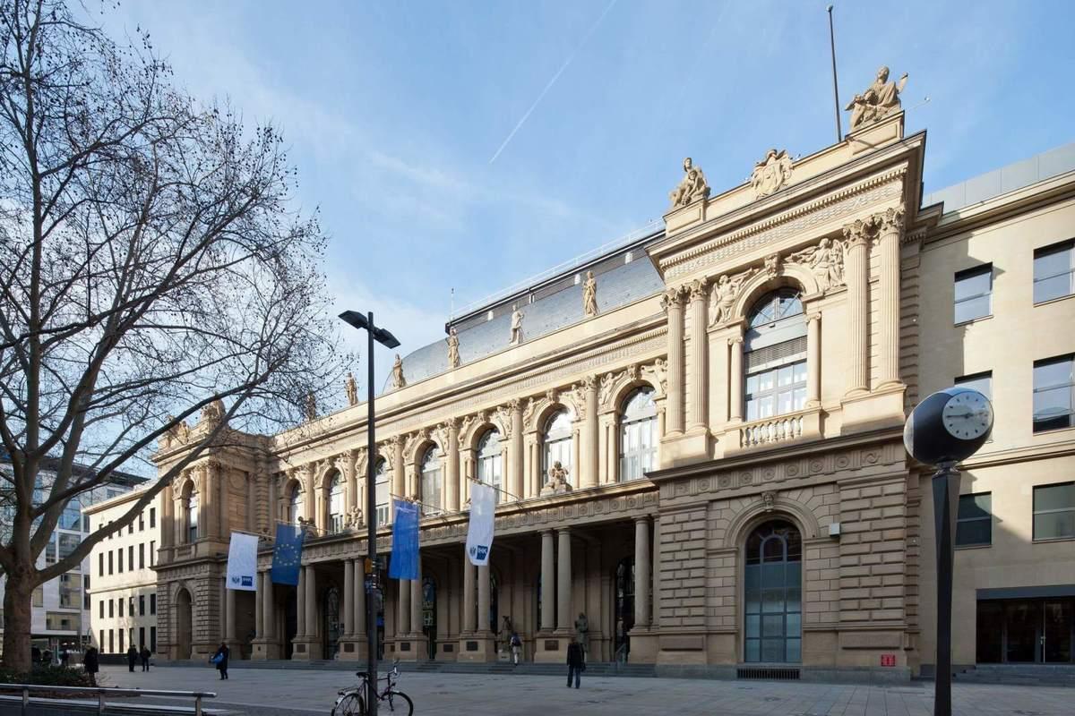 Frankfurter Börsengebäude
