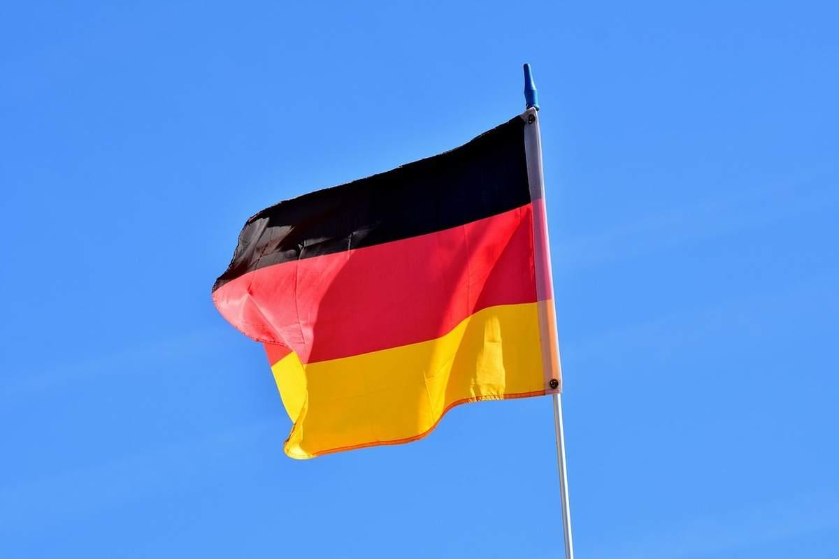 Forex Steuer-Horror? Deutschland-Flagge