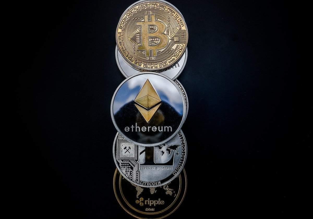 Beispielbild für Kryptowährungen