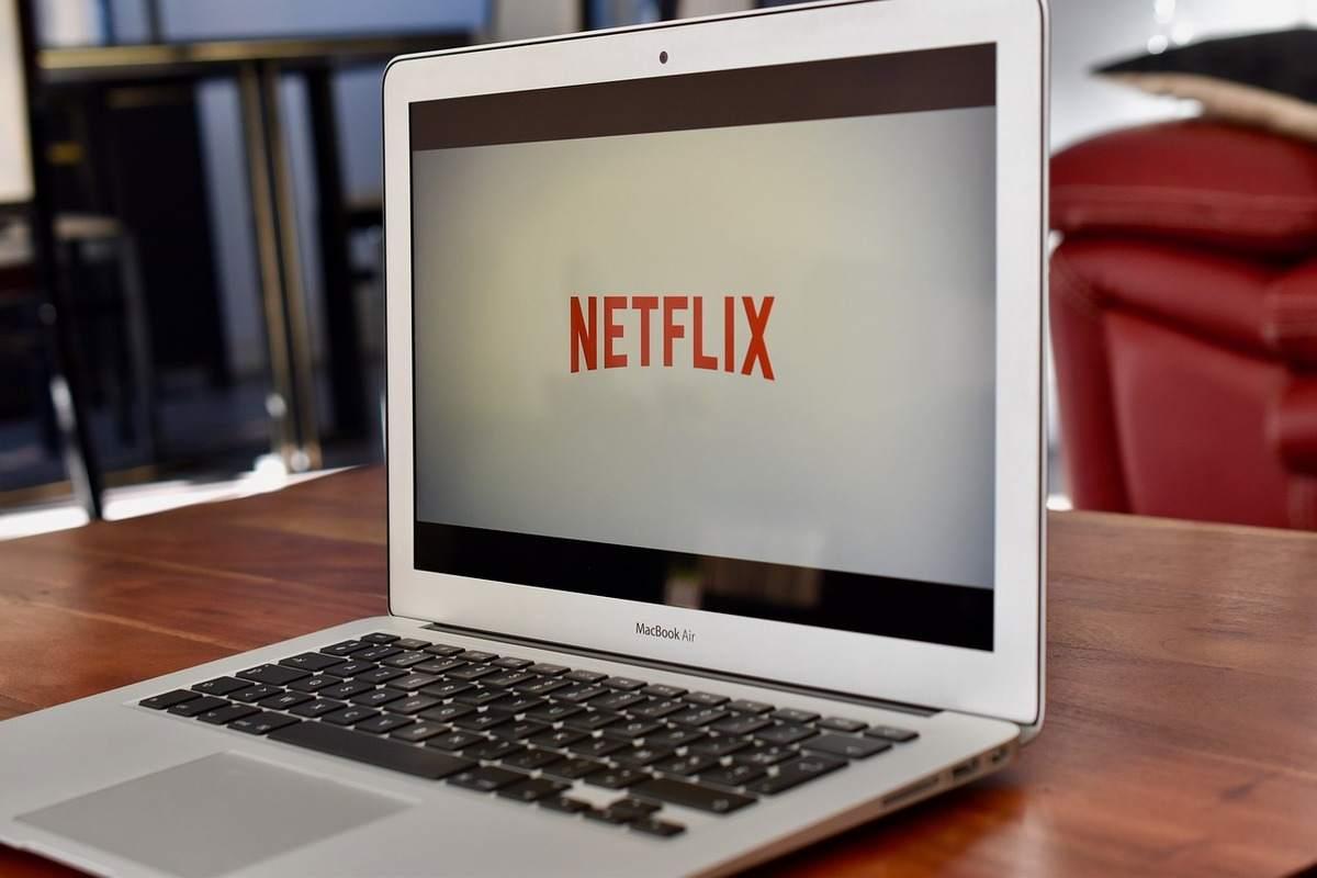 Netflix auf Computer schauen - Beispielbild