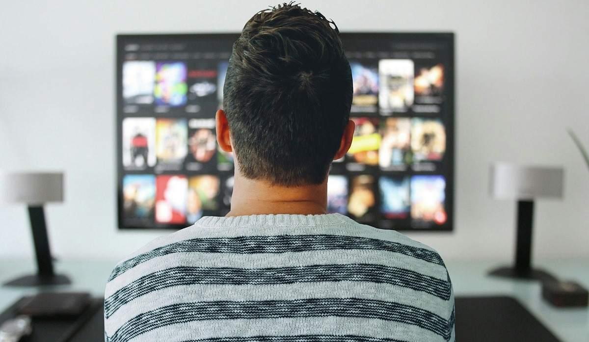 Netflix Beispielfoto eines Konsumenten