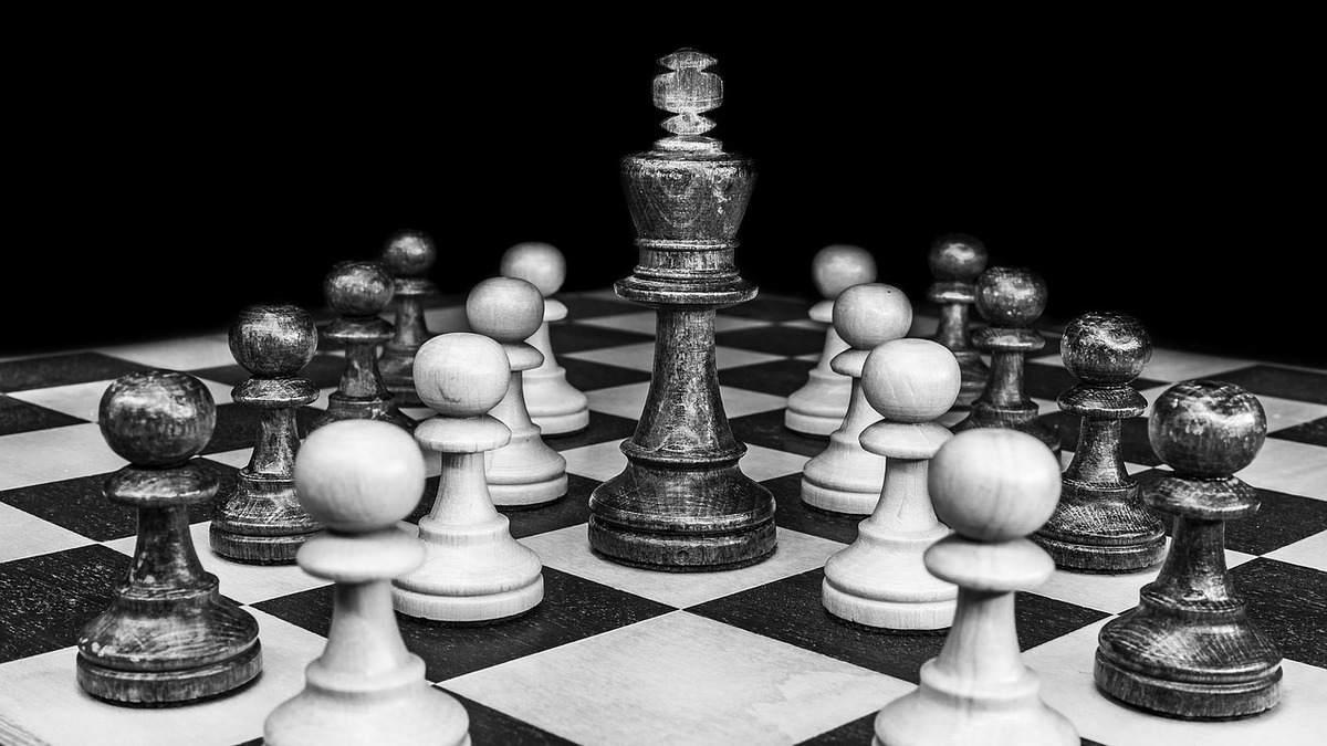 Anlagestrategie und Schach spielen - bei beiden muss man voraus denken