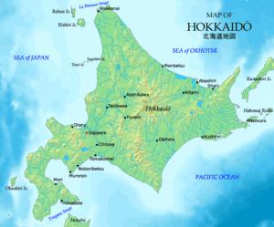 Auf der Insel Hokkaido steigen Zahlen der durch das Coronavirus infizierten Menschen