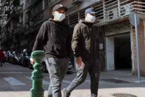 Das Coronavirus auf dem Weg, eine Pandemie auszulösen