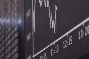 Der Dax im Sinkflug - aber nicht die Stimmung der Investoren
