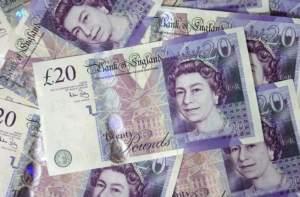 Das britische Pfund ist seit dem offiziellen Austritt Großbritanniens aus der EU im Sinkflug