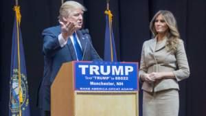 Trump rühmt die Lage der amerikanischen Wirtschaft im US-Wahlkampf