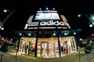 Adidas verzeichnet massive Umsatzrückgänge ein China aufgrund des Coronavirus
