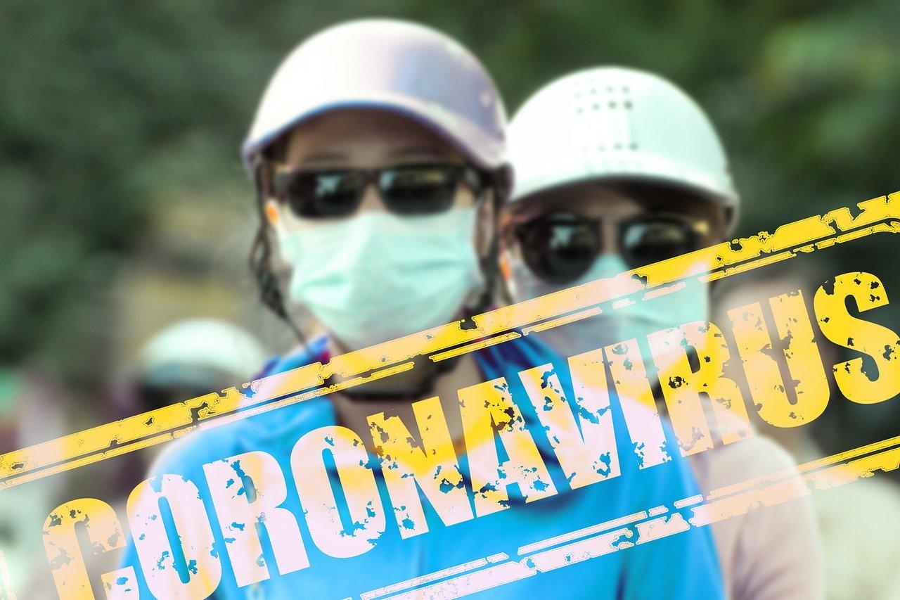Coronavirus Beispielbild