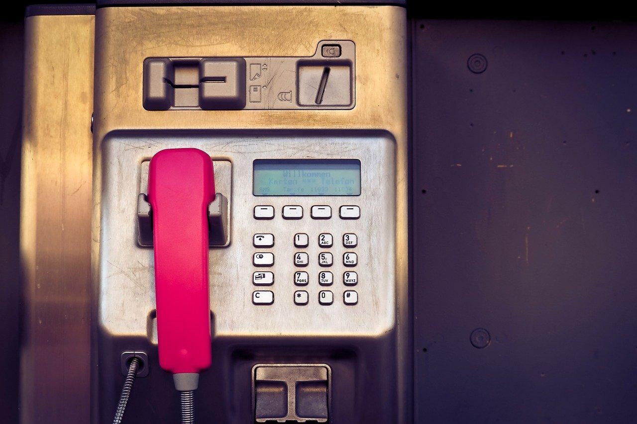 Deutsche Telekom Telefonzelle Beispielfoto