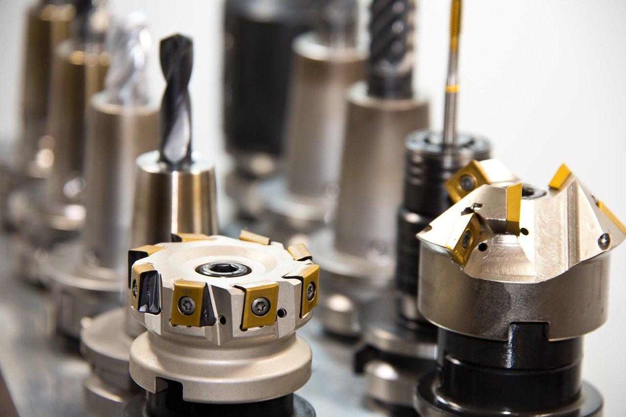 Metallerzeugung in der Industrie