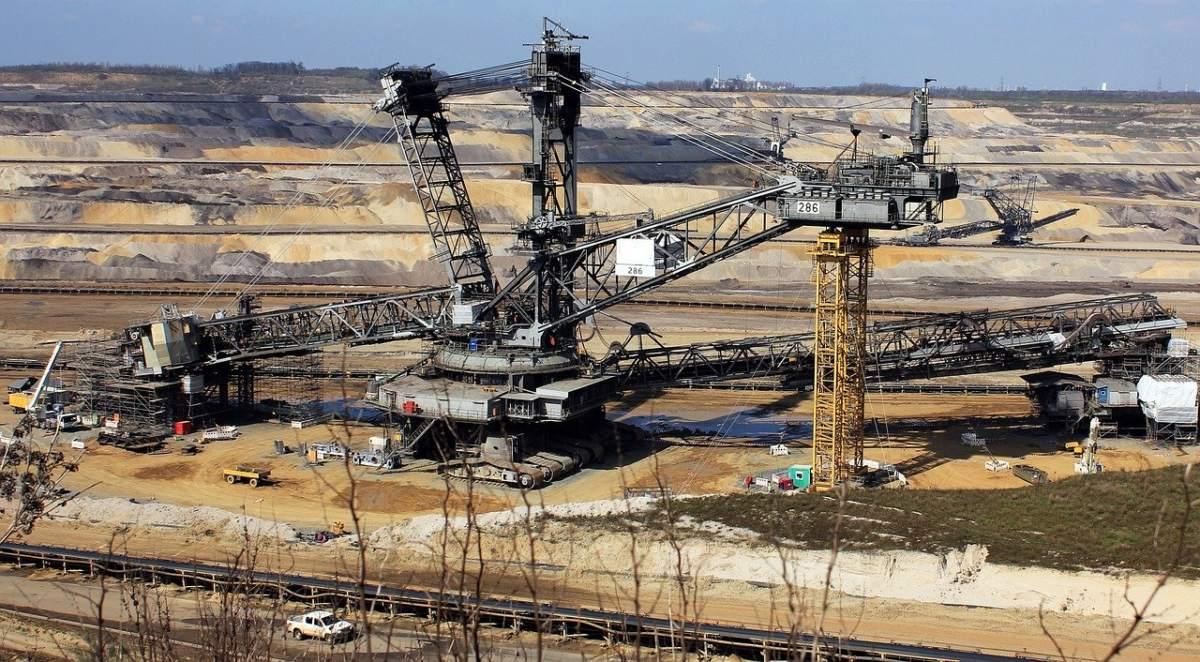 Schlechte Zeiten für die Kohle-Industrie
