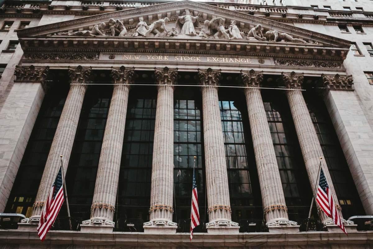 Die New Yorker Börse - immer mehr Anlegergeld fließt in ETF
