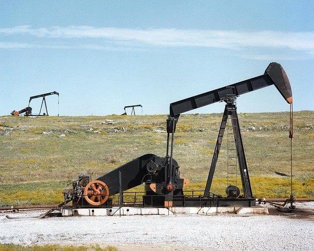 Ölpumpen Beispielfoto