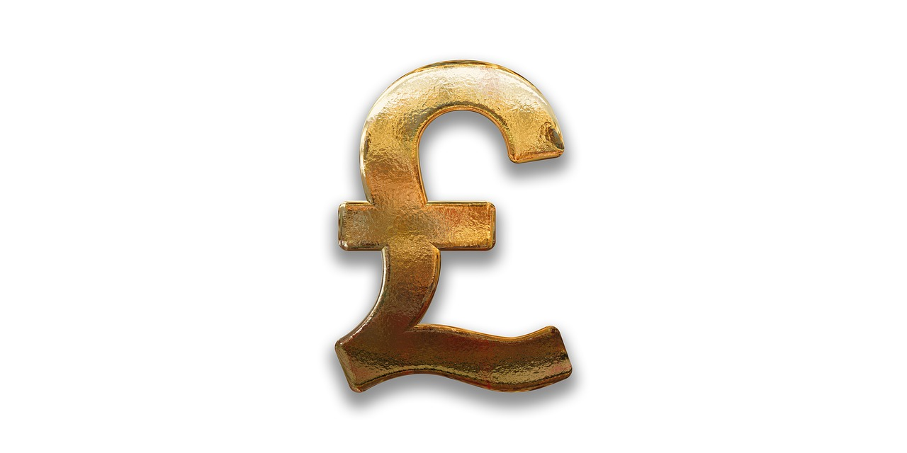 Symbolbild für britisches Pfund