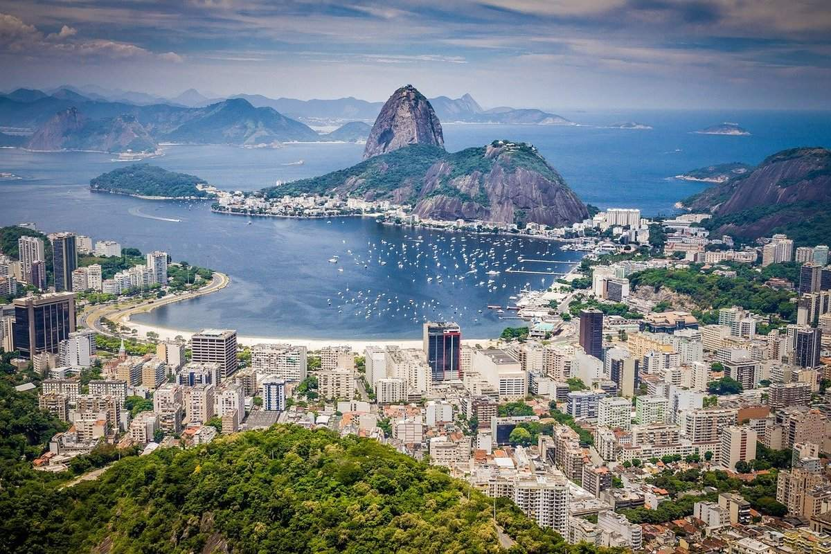 Rio de Janeiro - Coronavirus hat Auswirkungen auf Lateinamerika