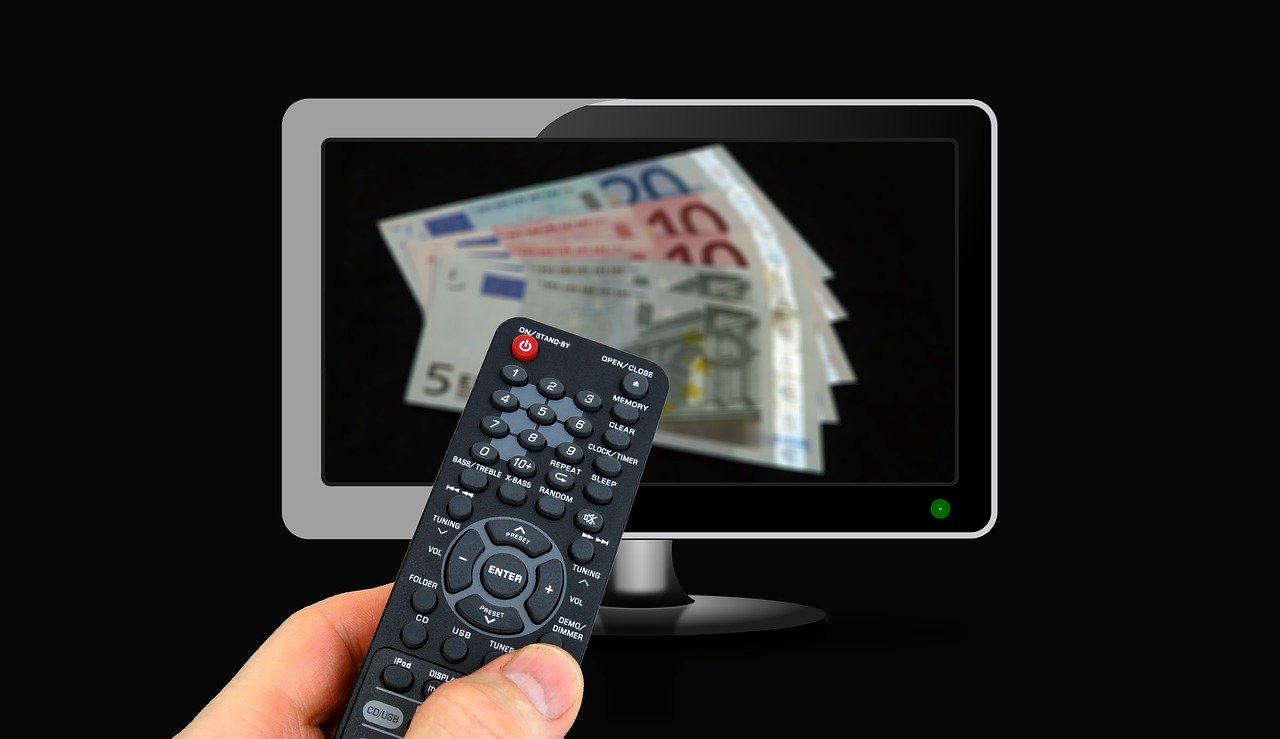 Der Rundfunkbeitrag zwingt die Bürger zum Bezahlen von ARD und ZDF